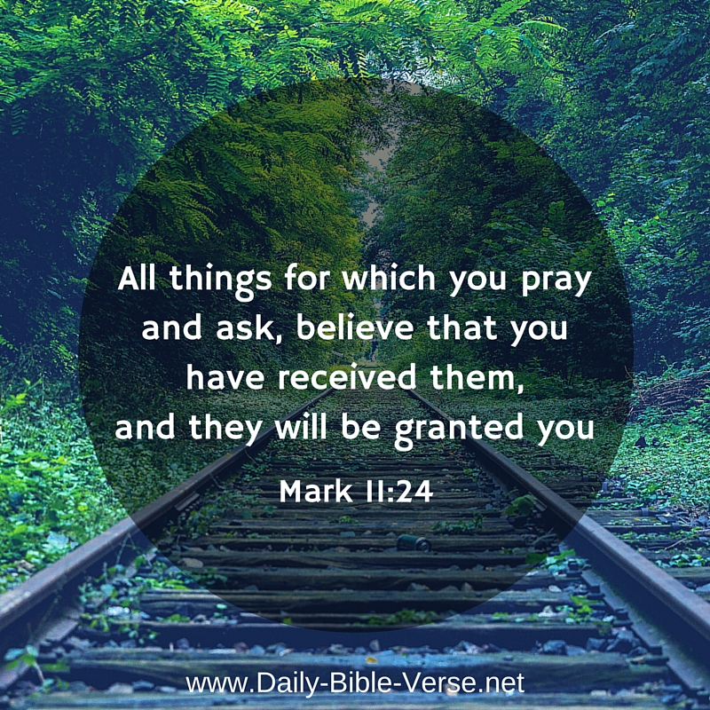 Daily Bible Verse Comfort Psalm 119 105 Kjv